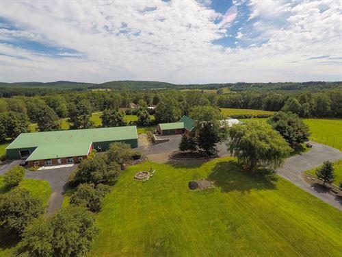 23 Acres, Equestrian Paradise : Dallas : Luzerne County : Pennsylvania
