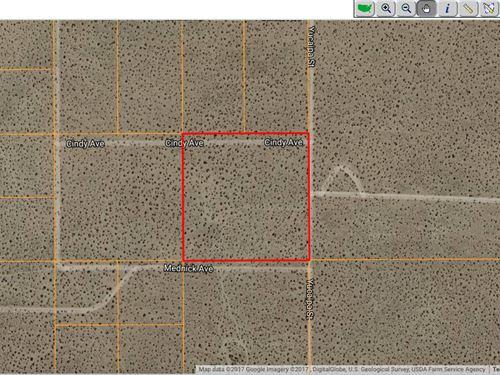 10 Acres In Mojave, CA : Mojave : Kern County : California