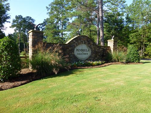Gorgeous Residential Building Lot : Macon : Bibb County : Georgia