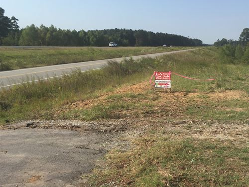 13 Acres With Hwy 530 Frontage : Pine Bluff : Jefferson County : Arkansas