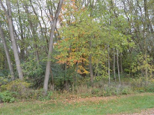 Golliher Farm Subdivision Lot 4 : Westfield : Marquette County : Wisconsin