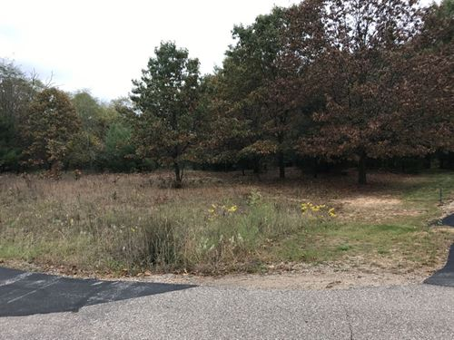 Golliher Farm Subdivision Lot 10 : Westfiled : Marquette County : Wisconsin