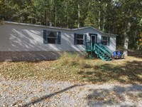 Private 3 Bed 2 Bath Mobile Home : Sneedville : Hancock County : Tennessee