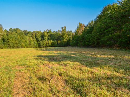 14.64 Acres In Holly Springs : Inman : Spartanburg County : South Carolina