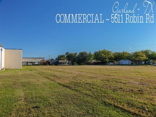 .66 Acres In Dallas County : Garland : Dallas County : Texas
