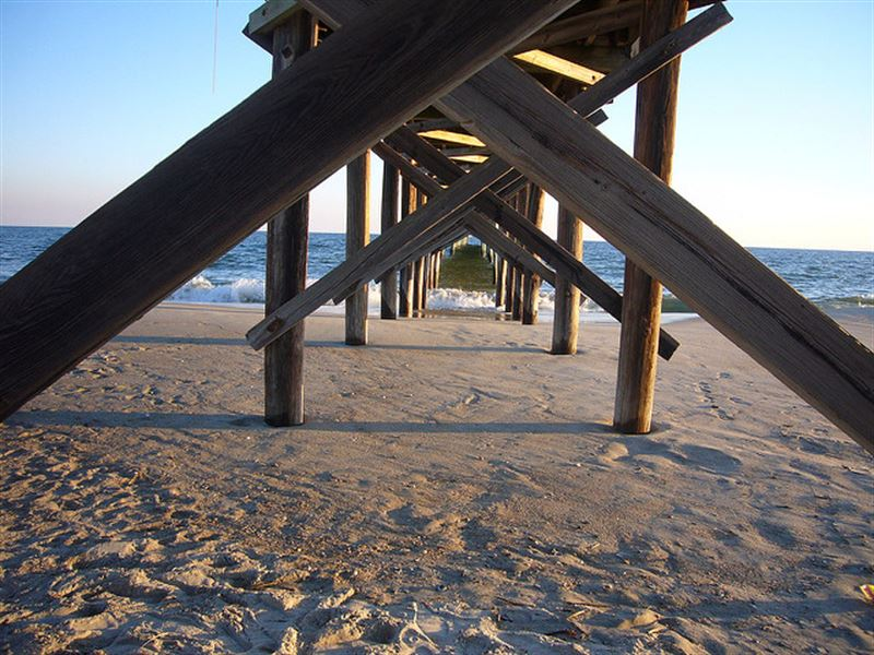 Huge Rv Lot With Boat Ramp On Icw : Holden Beach : Brunswick County : North Carolina