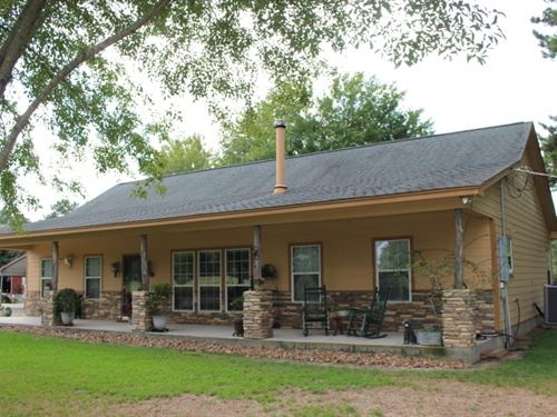 Potter Ranch : Montgomery : Texas