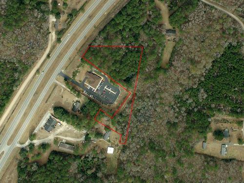 2.68 Acre Development Site : Moncks Corner : Berkeley County : South Carolina