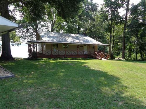 Recently Renovated Waterfront Lake : Abbeville : Henry County : Alabama
