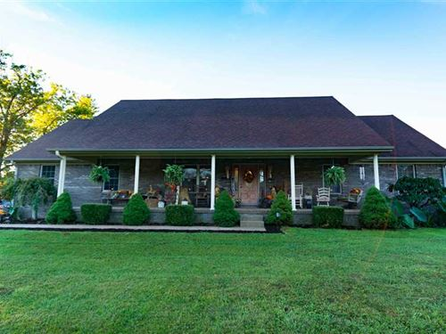 Milltown Dream Home : Milltown : Crawford County : Indiana