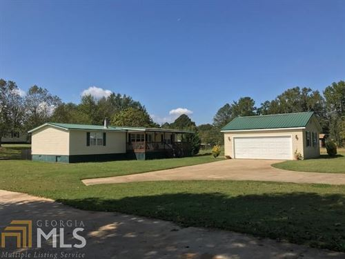 Immaculate 3Br/2 Ba On 2 Lots : Eatonton : Putnam County : Georgia