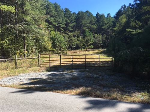 16.84 +/- Wooded Acres, Bartow Co. : Cartersville : Bartow County : Georgia