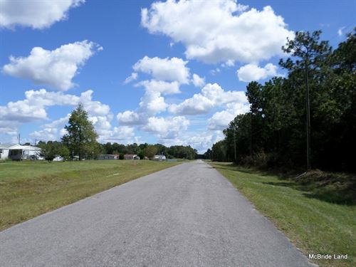Fellowship Farms - F14/15 2+ Acres : Ocala : Marion County : Florida