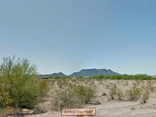 Rural 1 Acre Lot With Road Access : Tonopah : Maricopa County : Arizona