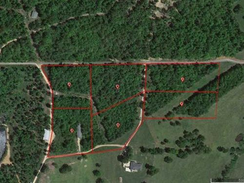 Wooded Lots For Sale in Ripley Cou : Doniphan : Ripley County : Missouri