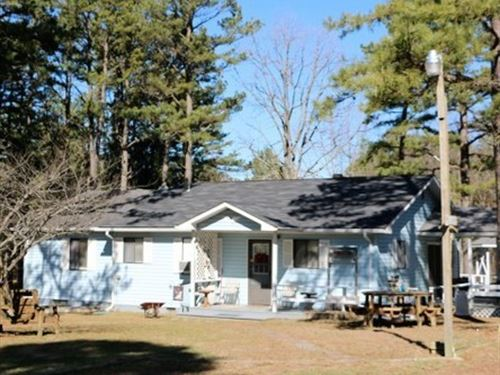 Cozy Country Ranch Home : Willow Springs : Howell County : Missouri