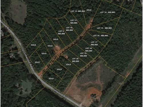 1+ Acre in Iredell County : Mooresville : Iredell County : North Carolina