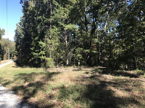 2.61 +/- Wooded Acres, Gordon Count : Ranger : Gordon County : Georgia