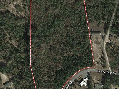 11.55 Ac - Man. Homesite : Margaret : Saint Clair County : Alabama