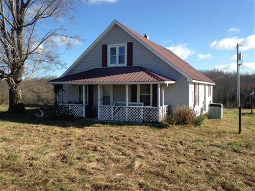 Houks Chapel Rd : Greensburg : Green County : Kentucky