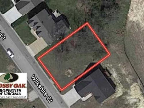 .20 Acre Residential Building Lot : Colonial Heights : Virginia
