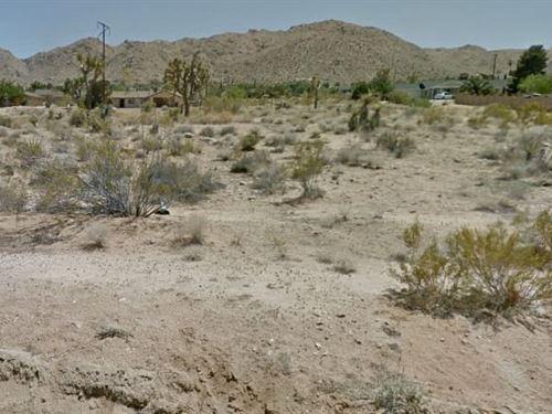 San Bernardino, Ca $119,000 Neg : Joshua Tree : San Bernardino County : California