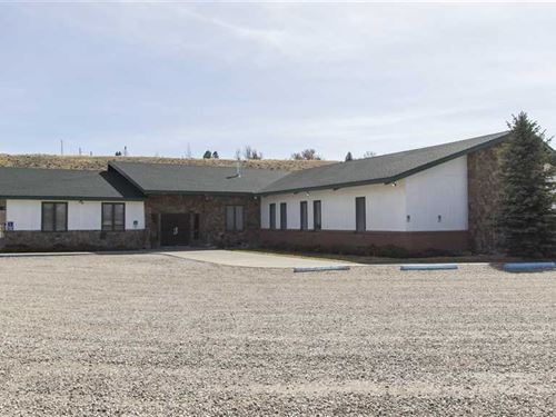Great Commercial Property on 6 Acr : Cody : Park County : Wyoming