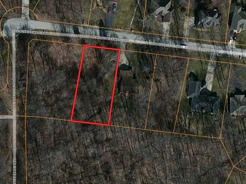 2945 Country Club Ct. - Foxcliff : Martinsville : Morgan County : Indiana