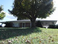 10 Ac W/ Home, Shed, Open Pasture : Gainesboro : Jackson County : Tennessee