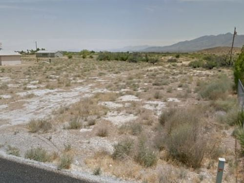 Nye County, Nv $50,000 Neg : Pahrump : Nye County : Nevada