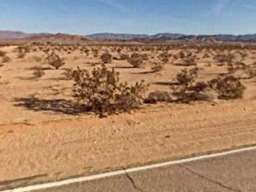 San Bernardino, Ca $34,000 Neg : Twentynine Palms : San Bernardino County : California