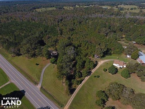 Beaver Creek Homesite : Fosters : Tuscaloosa County : Alabama
