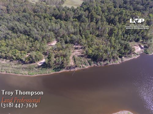 19.25 Acres Waterfront Property : Marksville : Avoyelles Parish : Louisiana
