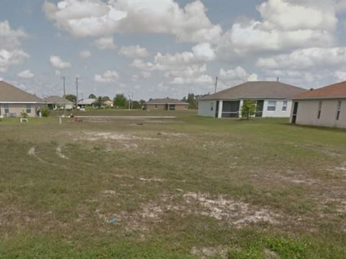 Lee County, Fl $46,000 Neg : Cape Coral : Lee County : Florida