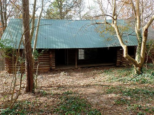 2.9 Acres, Drilled Well, Log Cabin : Willow Springs : Howell County : Missouri