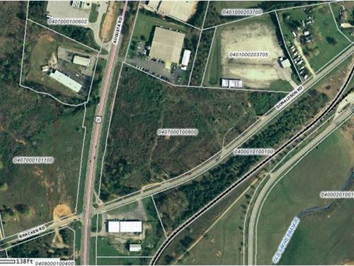 Donaldson Commercial Tract : Greenville : South Carolina