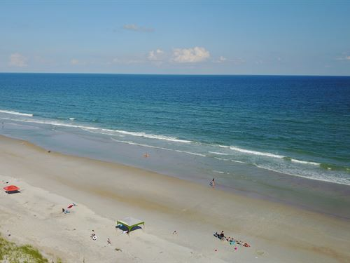 Beautiful Waterfront Property : Topsail : Onslow County : North Carolina
