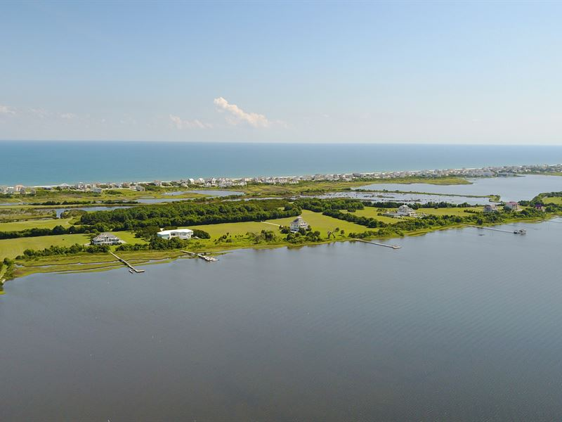 Property Closeout Sale : North Topsail : Onslow County : North Carolina