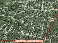 Residential Lot Off Poplar Street : New Port Richey : Pasco County : Florida