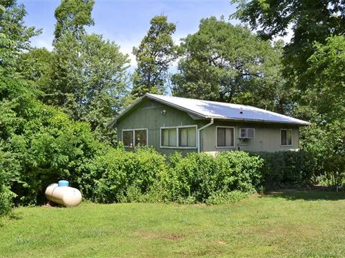 9.7 Acres And Home in The Welc : Marshall : Searcy County : Arkansas
