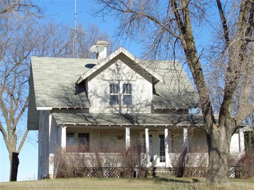 Two Homes on 1.5 Acres Near Udell : Udell : Appanoose County : Iowa