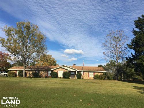 McVay Land And Home : Jackson : Clarke County : Alabama