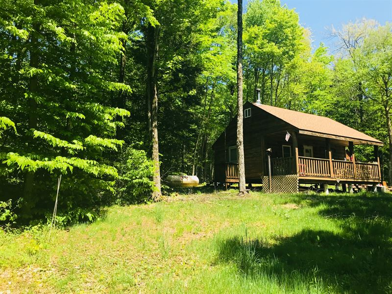 Camp Fawn Meadow : Florence : Oneida County : New York