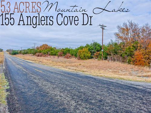 5.30 Acres In Erath County : Bluff Dale : Erath County : Texas