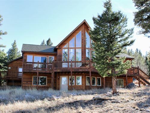 3830780, Beautiful 2700 Sf Mountai : Buena Vista : Chaffee County : Colorado