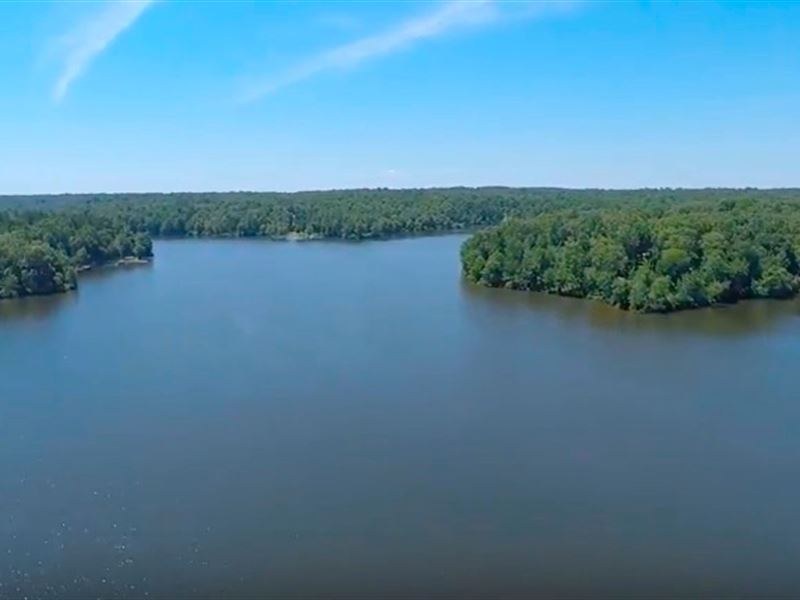 Great Lot On Beautiful Indian Lake : Cedar Grove : Carroll County : Tennessee