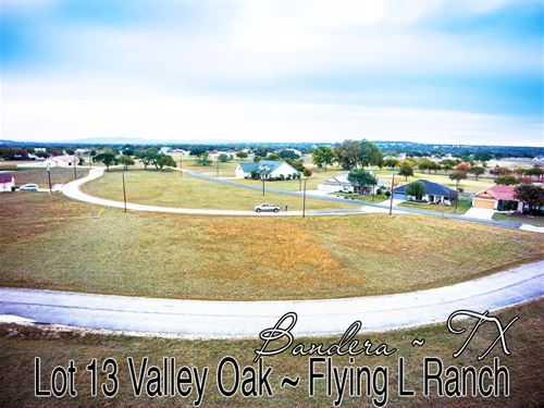 .31 Acres In Bandera County : Bandera : Texas