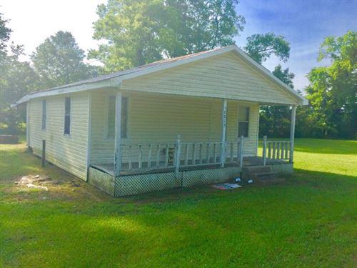 Hunter's Retreat : Woodville : Wilkinson County : Mississippi