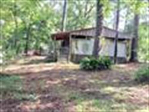 Turn Key Hunting & Fishing Property : Natchez : Adams County : Mississippi