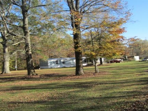 3.4 Acres In Marshall County W/Mobi : Waterford : Marshall County : Mississippi